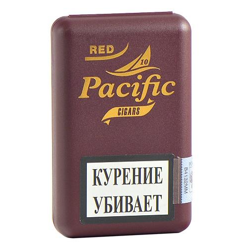 Сигариллы Neos Pacific Aromatic Red (Aromatic Vanilla)