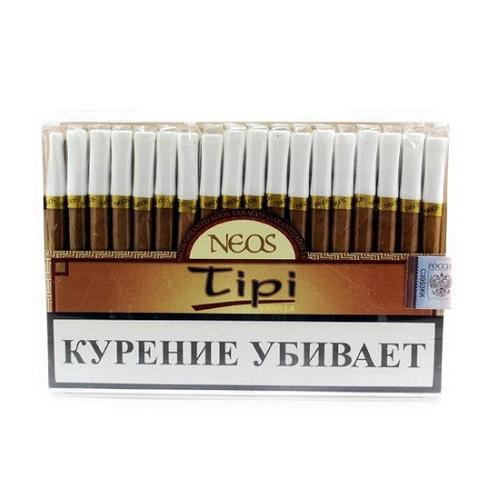 Сигариллы Neos Tipi Vanilla - 50 шт