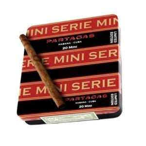 Сигариллы Partagas Mini Series Limited Edition 2019