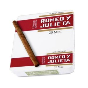 Сигариллы Romeo Y Julieta Mini Limited Edition 2019