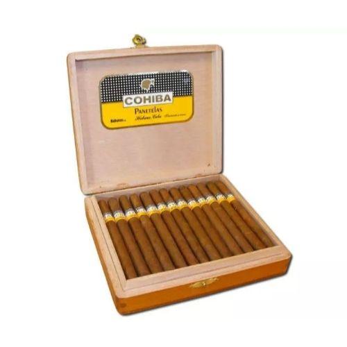 Сигары Cohiba Panetelas - 25 штук