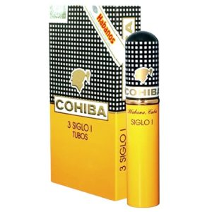Сигары Cohiba Siglo I Tubos 3 штуки