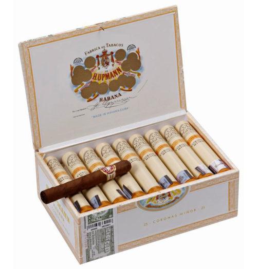 Сигары H. Upmann Coronas Minor Tubos - 25 шт.