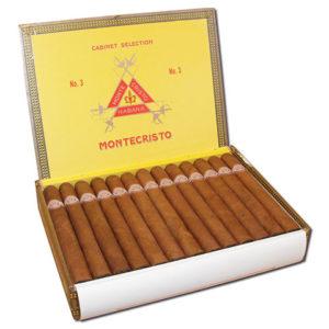 Сигары Montecristo № 3 - 10 штук