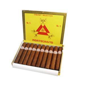 Сигары Montecristo №5 - 10 штук