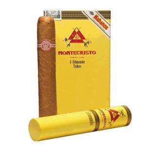 Сигары Montecristo Edmundo Tubos - 3 шт.