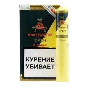 Сигары Montecristo Open Eagle Tubos - 3 шт.