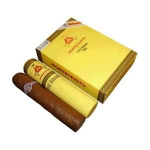 Сигары Montecristo Petit Edmundo Tubos 3 шт.