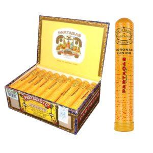 Сигары Partagas Coronas Junior Tubos 25 шт.