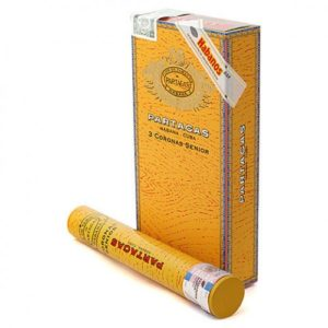 Сигары Partagas Coronas Senior Tubos 3 шт.