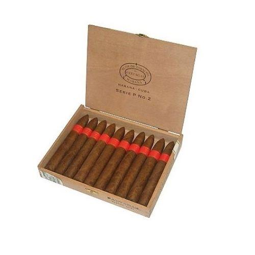 Сигары Partagas Serie P No 2 - 10 шт.