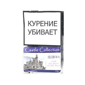ТАБАК CASTLE COLLECTION - HLUBOKA (КИСЕТ 40 ГР)