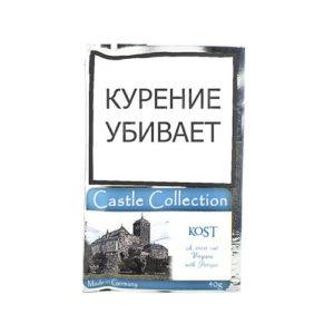 ТАБАК CASTLE COLLECTION - KOST (КИСЕТ 40 ГР)