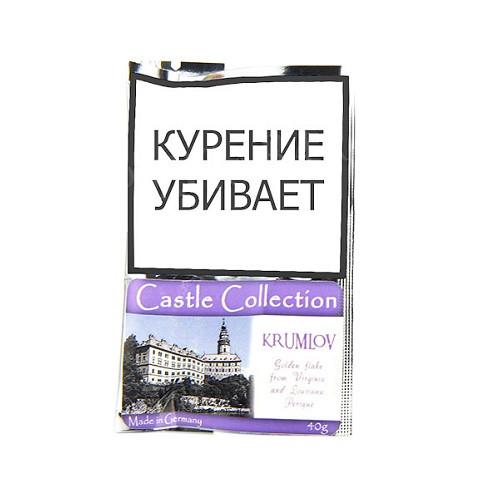 ТАБАК CASTLE COLLECTION - KRUMLOV (КИСЕТ 40 ГР)