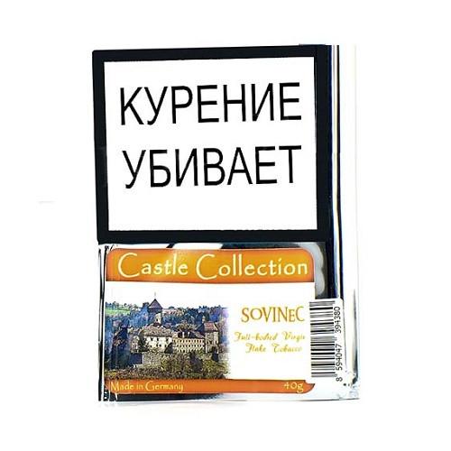 ТАБАК CASTLE COLLECTION - SOVINEC (КИСЕТ 40 ГР)