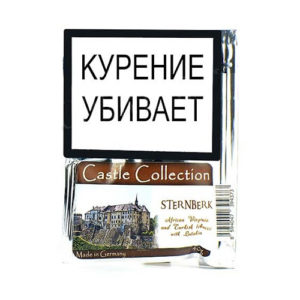 ТАБАК CASTLE COLLECTION - STERNBERK (КИСЕТ 40 ГР)