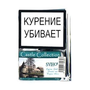 ТАБАК CASTLE COLLECTION - SVIHOV (КИСЕТ 40 ГР)
