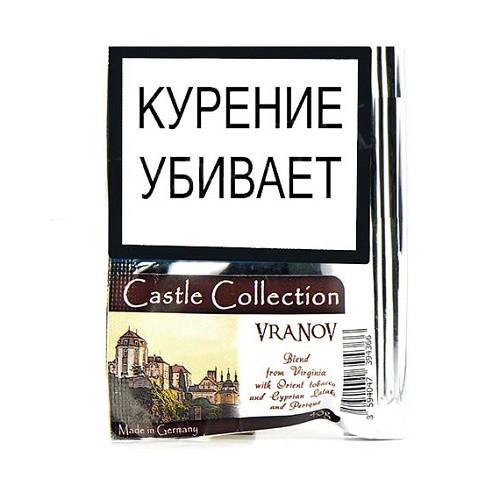 ТАБАК CASTLE COLLECTION - VRANOV (КИСЕТ 40 ГР)