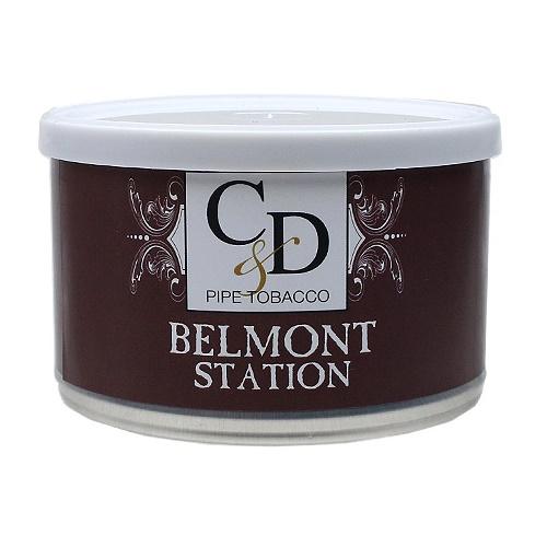 ТАБАК CORNELL & DIEHL ENGINE&STATION - BELMONT STATION (57 ГР.)