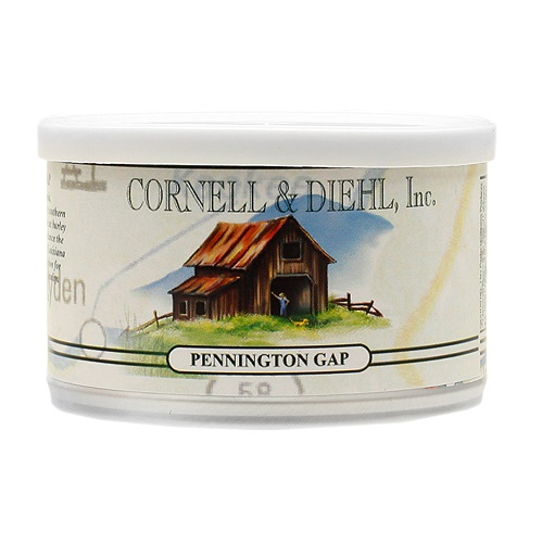 ТАБАК CORNELL & DIEHL TINNED BLENDS PENNINGTON GAP 57 ГР.