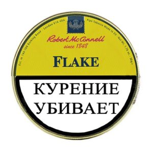 ТАБАК ROBERT MCCONNELL - HERITAGE - FLAKE (50 ГР)