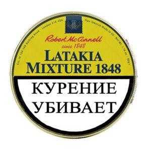 ТАБАК ROBERT MCCONNELL - HERITAGE - LATAKIA MIXTURE 1848 (50 ГР)