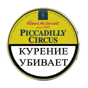 ТАБАК ROBERT MCCONNELL - HERITAGE - PICCADILLY CIRCUS (50 ГР)