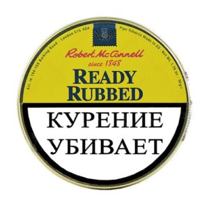 ТАБАК ROBERT MCCONNELL - HERITAGE - READY RUBBED (50 ГР)