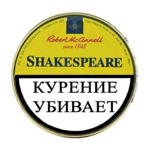 ТАБАК ROBERT MCCONNELL - HERITAGE - SHAKESPEARE (50 ГР)
