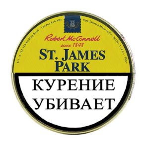 ТАБАК ROBERT MCCONNELL - HERITAGE - ST.JAMES PARK (50 ГР)