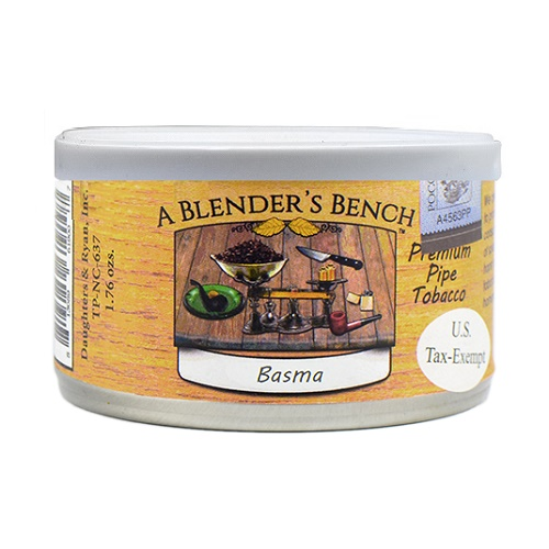 Табак Daughters & Ryan - Blenders Bench - Basma (50 гр)