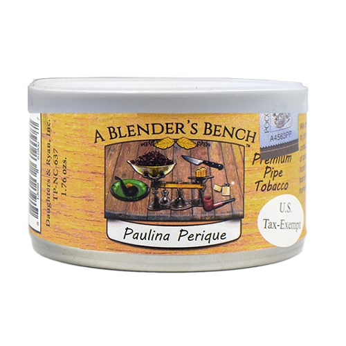 Табак Daughters & Ryan - Blenders Bench - Paulina Perique (50 гр)