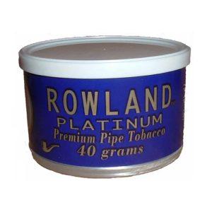 Табак Daughters & Ryan - Comfort Blends - Rowland Platinum Blend (40 гр)