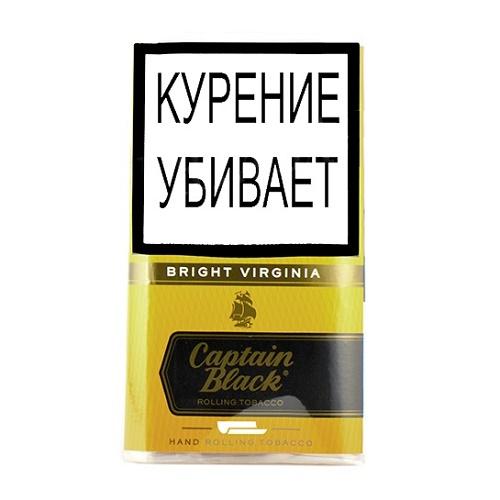 Табак для сигарет Captain Black Bright Virginia