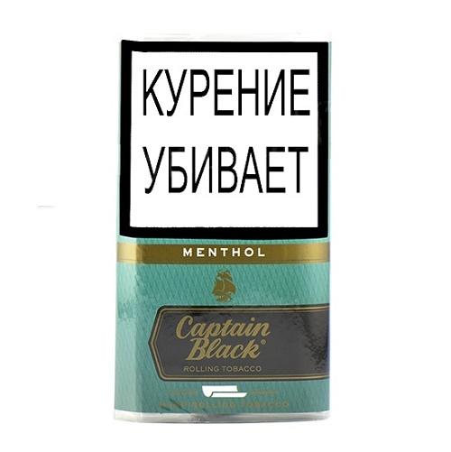 Табак для сигарет Captain Black Menthol