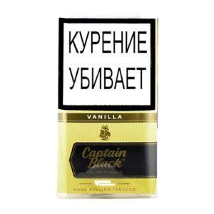 Табак для сигарет Captain Black Vanilla