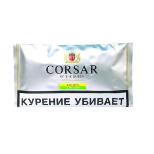 Табак для сигарет Corsar Of The Queen Golden Virginia - 35 гр.