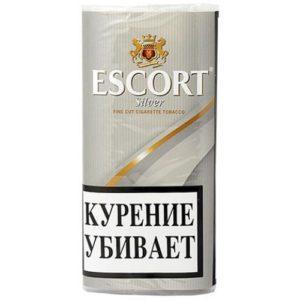 Табак для сигарет Escort Silver