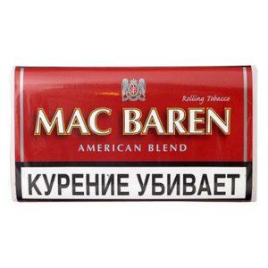 Табак для сигарет Mac Baren (Дания)