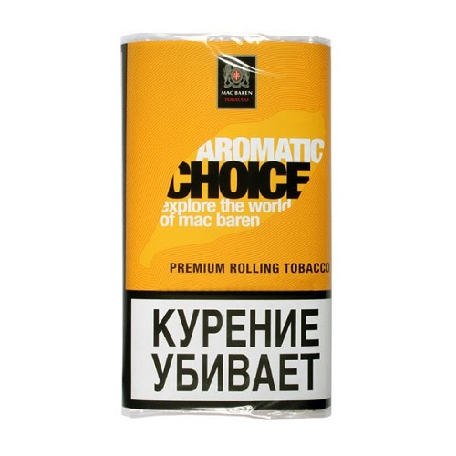 Табак для сигарет Mac Baren Aromatic Choice