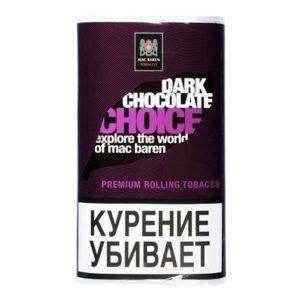 Табак для сигарет Mac Baren Dark Chocolate Choice