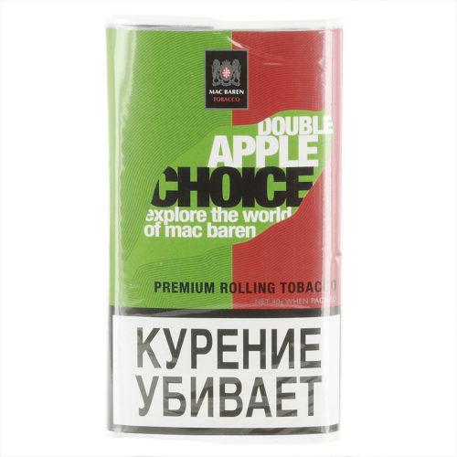 Табак для сигарет Mac Baren Double Apple Choice