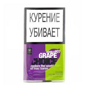 Табак для сигарет Mac Baren Double Grape Choice