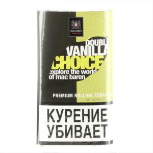 Табак для сигарет Mac Baren Double Vanilla Choice
