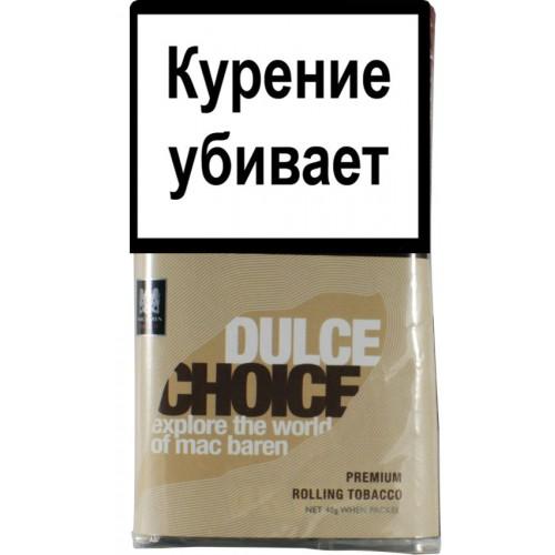 Табак для сигарет Mac Baren Dulce Choice