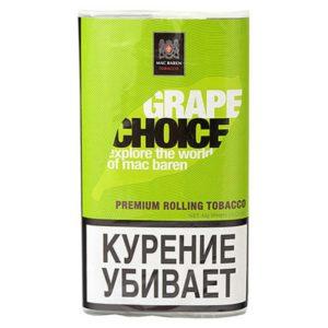 Табак для сигарет Mac Baren Grape Choice