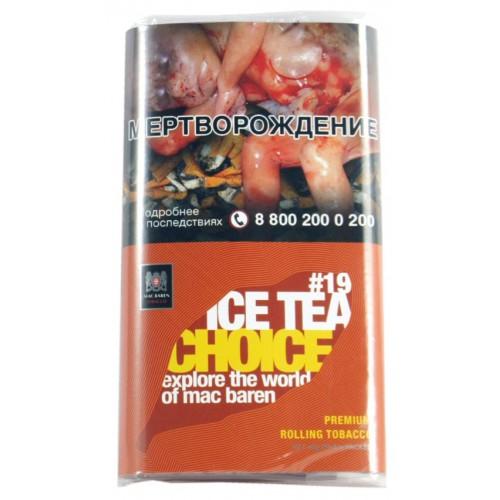 Табак для сигарет Mac Baren Ice Tea Choice