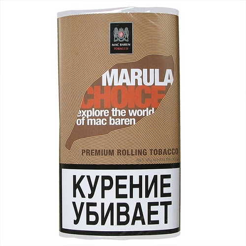 Табак для сигарет Mac Baren Marula Choice