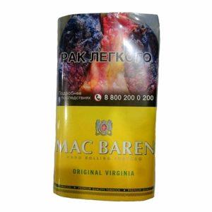 Табак для сигарет Mac Baren Original Virginia