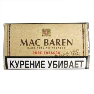 Табак для сигарет Mac Baren Pure Tobacco